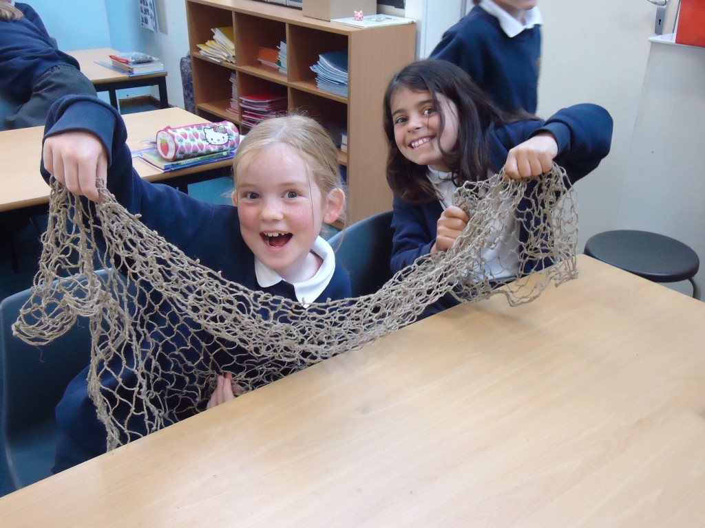 Stone Age Workshop Year 4 023 – Cumnor C of E Primary School